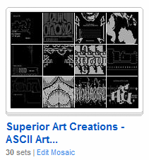 FlickrCol-SAC-ASCII-Art