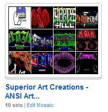 FlickrColl-SAC-ANSI-Art