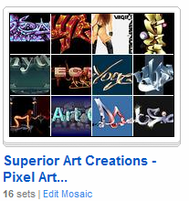 FlickrColl-SAC-PIXEL-Art