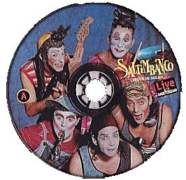 Saltimbanco-Live-CD-Disk