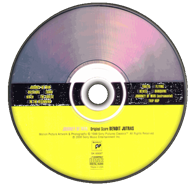 journey of man-ost-cd-disc