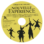 nouvelle experience cd disk big
