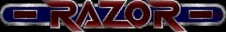 razor  logo(birdsofprey)