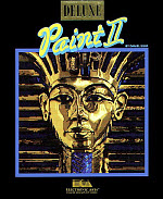 Deluxe Paint II Enhanced V3.0 (PC/MS DOS)